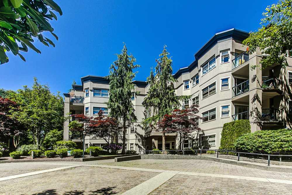 "Main Photo: 314 2615 JANE Street in Port Coquitlam: Central Pt Coquitlam Condo for sale in ""BURLEIGH GREEN"" : MLS®# R2174335"