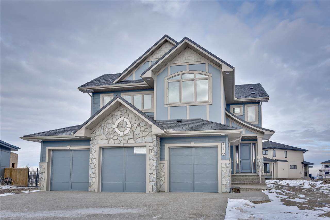 Main Photo: 4746 WOOLSEY Common in Edmonton: Zone 56 House for sale : MLS® # E4083778