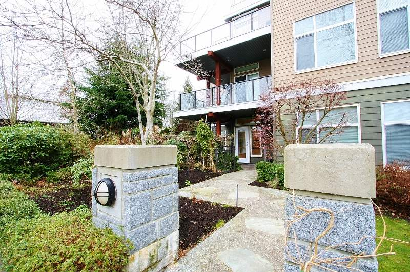 "Main Photo: 116 6328 LARKIN Drive in Vancouver: University VW Condo for sale in ""JOURNEY"" (Vancouver West)  : MLS® # R2027823"