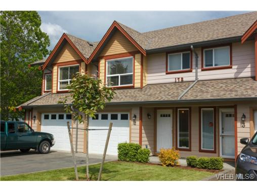 Main Photo: 2 172 Belmont Road in VICTORIA: Co Colwood Corners Townhouse for sale (Colwood)  : MLS®# 364210
