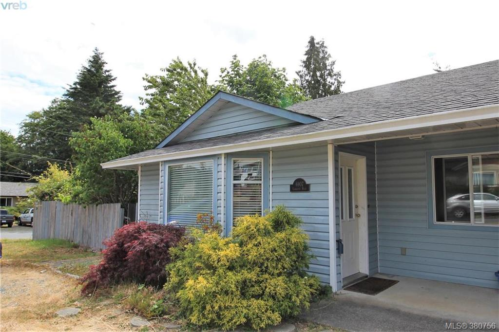 Main Photo: 6907 Larkspur Road in SOOKE: Sk Broomhill Strata Duplex Unit for sale (Sooke)  : MLS® # 380756