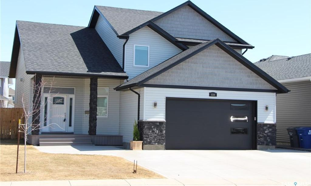 Main Photo: 830 Hargreaves Manor in Saskatoon: Hampton Village Residential for sale : MLS®# SK724164