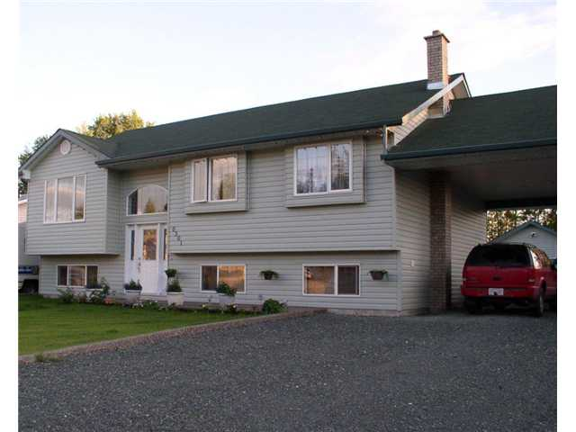 Main Photo: 6501 DRIFTWOOD Road in Prince George: Valleyview House for sale (PG City North (Zone 73))  : MLS® # N208291