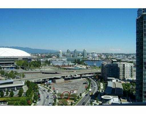 Main Photo: # 2802 193 AQUARIUS MEWS BB in Vancouver: Yaletown Condo for sale (Vancouver West)  : MLS®# V547283