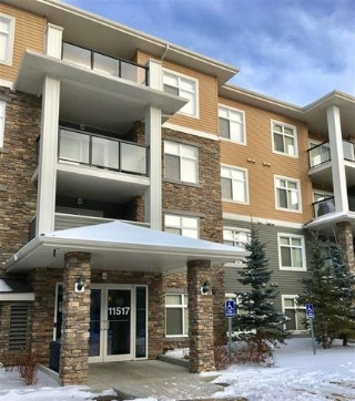 Main Photo: 348 11517 ELLERSLIE ROAD Road in Edmonton: Zone 55 Condo for sale : MLS® # E4057875
