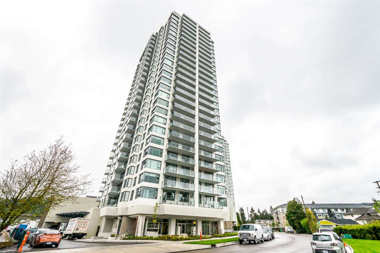 Main Photo: 2005 570 EMERSON STREET in Coquitlam: Coquitlam West Condo for sale : MLS® # R2165492