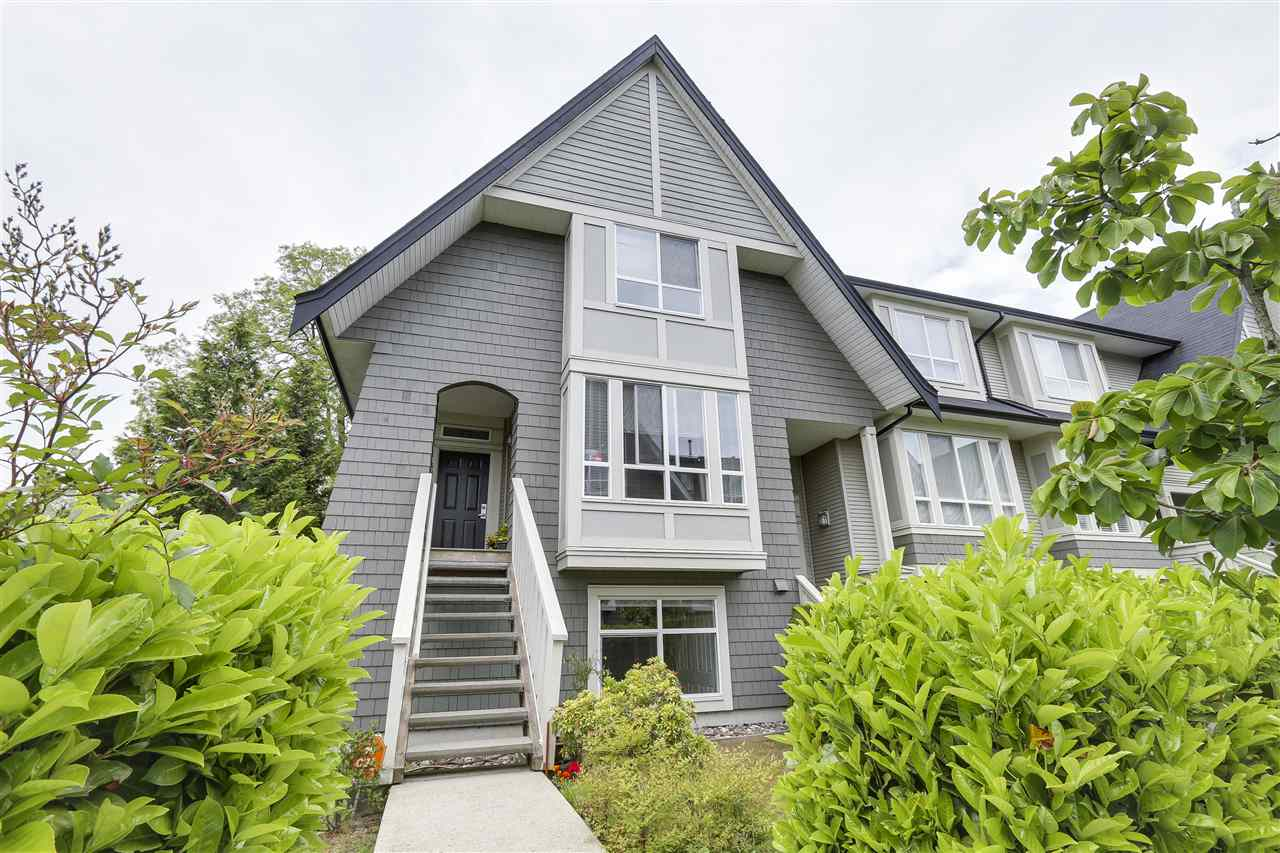"Main Photo: 39 9133 SILLS Avenue in Richmond: McLennan North Townhouse for sale in ""LEIGHTON GREEN"" : MLS®# R2172228"