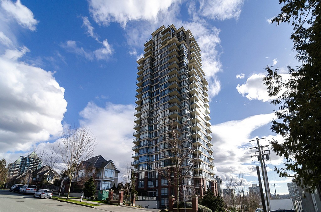 "Main Photo: 2003 4132 HALIFAX Street in Burnaby: Brentwood Park Condo for sale in ""Marquis Grande"" (Burnaby North)  : MLS®# V1090872"