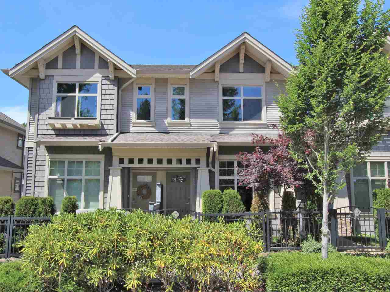 "Main Photo: 12 31125 WESTRIDGE Place in Abbotsford: Abbotsford West Townhouse for sale in ""KINFIELD"" : MLS® # R2077012"