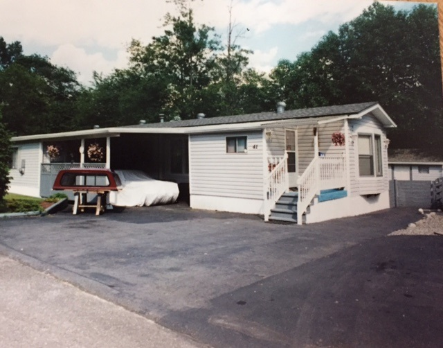 "Main Photo: 41 10221 WILSON Street in Mission: Stave Falls Manufactured Home for sale in ""TRIPLE CREEK"" : MLS®# R2124952"