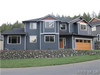 Main Photo: 761 Hanbury Place in VICTORIA: Hi Bear Mountain Single Family Detached for sale (Highlands)  : MLS® # 290227