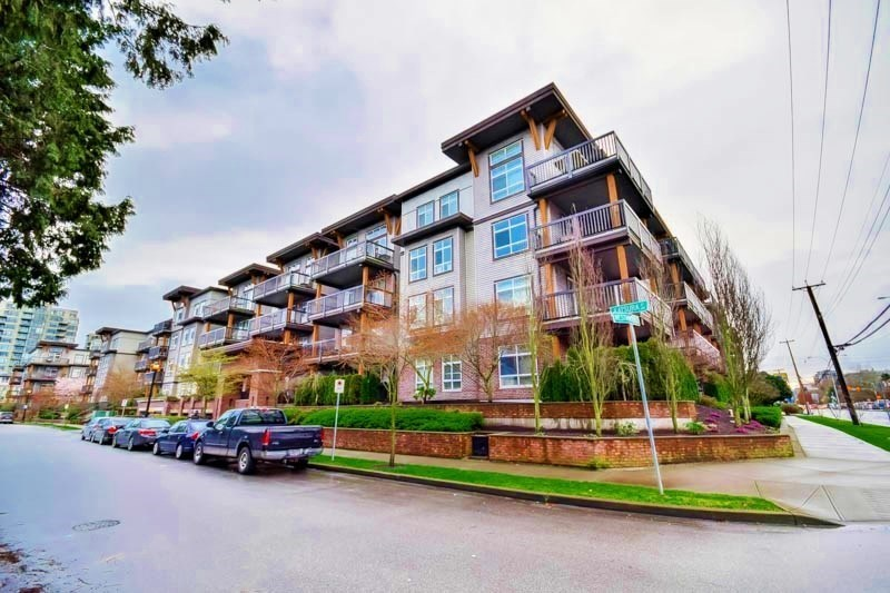 Main Photo: 409 9233 FERNDALE Road in Richmond: McLennan North Condo for sale : MLS® # R2193522