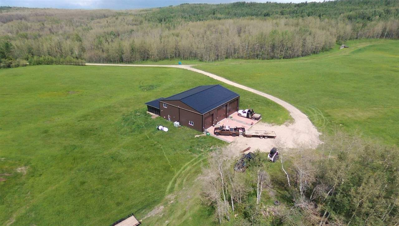 Main Photo: Sec 757 Just North of Twp 550: Rural Lac Ste. Anne County House for sale : MLS®# E4116788