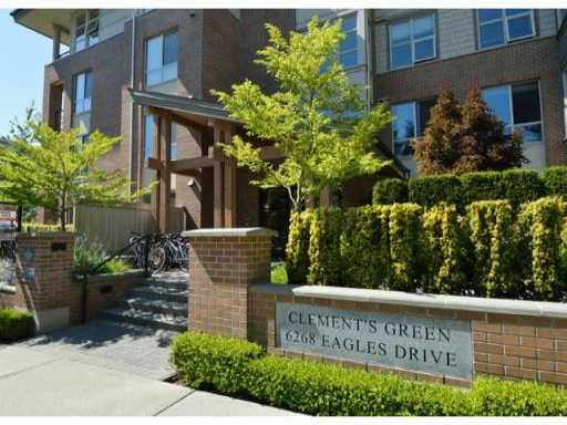 Main Photo: # 306 6268 EAGLES DR in Vancouver: University VW Condo for sale (Vancouver West)  : MLS® # V1040013