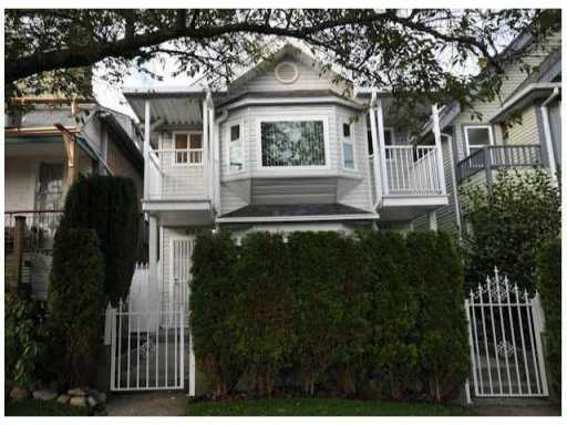 FEATURED LISTING: 635 PENDER Street East Vancouver