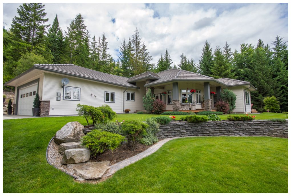 Main Photo: 9 6500 Northwest 15 Avenue in Salmon Arm: Panorama Ranch House for sale : MLS® # 10084898