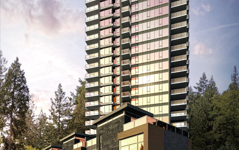 Main Photo: # 2203 3355 BINNING RD in Vancouver: University VW Condo for sale (Vancouver West)  : MLS® # V1066762