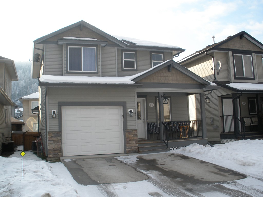 Main Photo: 56-1760 Copperhead Drive in Kamloops: Pineview Townhouse for sale : MLS® # 120349