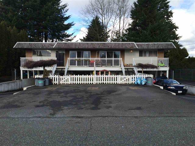 Main Photo: 31927-31929 Beech Avenue in Abbotsford: Abbotsford West House Duplex for sale : MLS®# R2034712