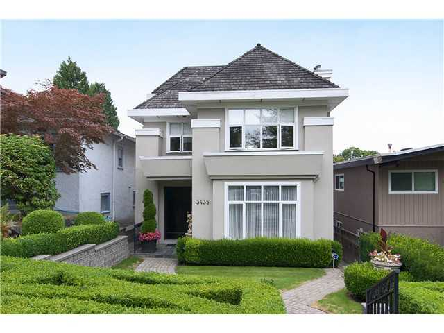 Main Photo: 3435 W 30TH Avenue in Vancouver: Dunbar House for sale (Vancouver West)  : MLS® # V985237
