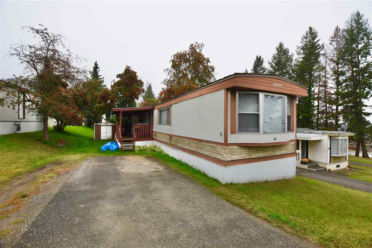 FEATURED LISTING: 20 - 770 11TH Avenue North Williams Lake