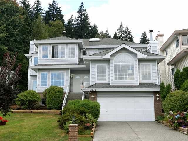 Main Photo: 2768 Nadina Drive in Coquitlam: Coquitlam East House for sale : MLS® # V1084204