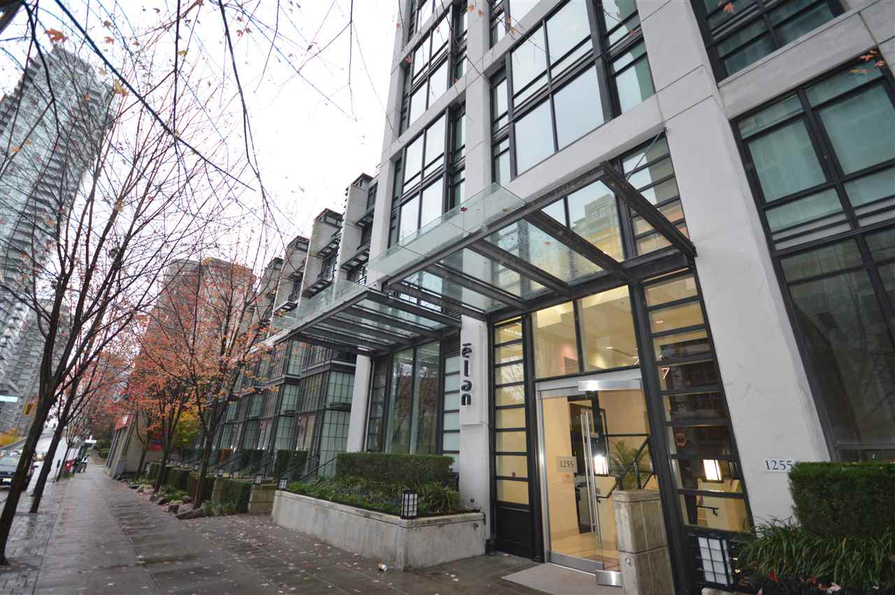 Main Photo: 704 1255 SEYMOUR STREET in Vancouver: Downtown VW Condo for sale (Vancouver West)  : MLS®# R2014219