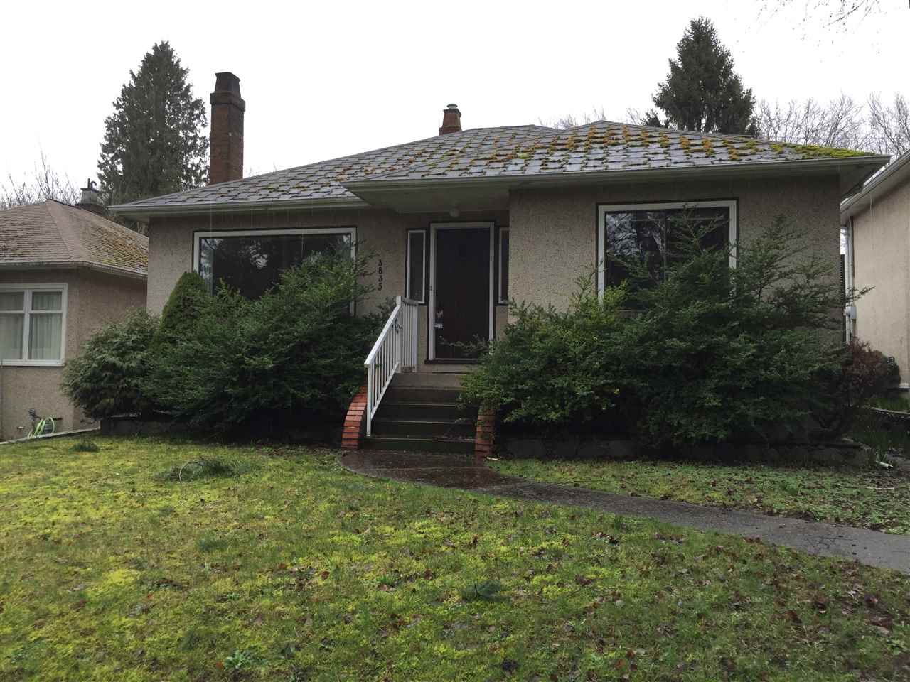 Main Photo: 3835 W 27TH AVENUE in Vancouver: Dunbar House for sale (Vancouver West)  : MLS® # R2039039