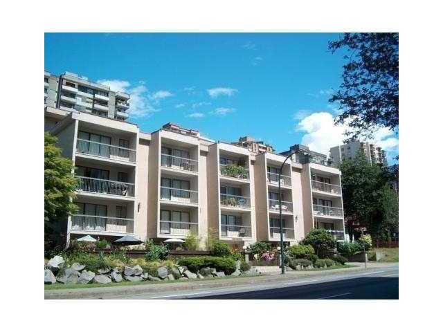 Main Photo: 414 1215 PACIFIC Street in Vancouver: West End VW Condo for sale (Vancouver West)  : MLS® # V965759