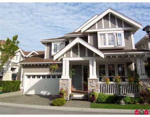 Main Photo: 37 15288 36 Avenue in White Rock: Morgan Creek House for sale (South Surrey White Rock)  : MLS®# F2714578