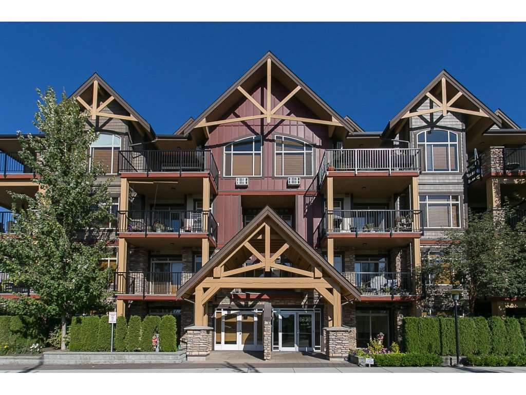 Main Photo: 308 8328 207A in Langley: Willoughby Heights Condo for sale : MLS®# R2101718