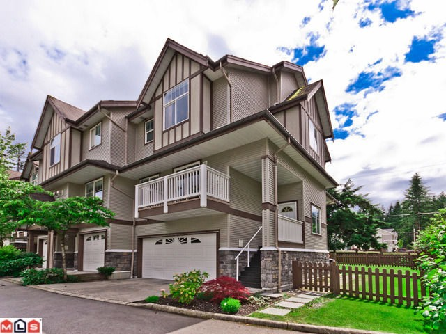 "Main Photo: 60 15133 29A Avenue in Surrey: King George Corridor Townhouse for sale in ""STONEWOODS"" (South Surrey White Rock)  : MLS®# F1217135"