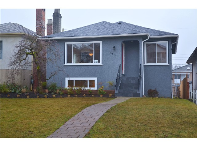 FEATURED LISTING: 4847 HENRY Street Vancouver