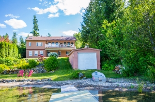 Main Photo: 873 Armentiers Road in Sorrento: Waterfront House for sale : MLS®# 10083433