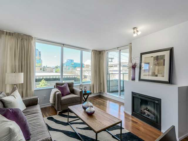 Main Photo: # 303 1690 W 8TH AV in Vancouver: Fairview VW Condo for sale (Vancouver West)  : MLS® # V1115522