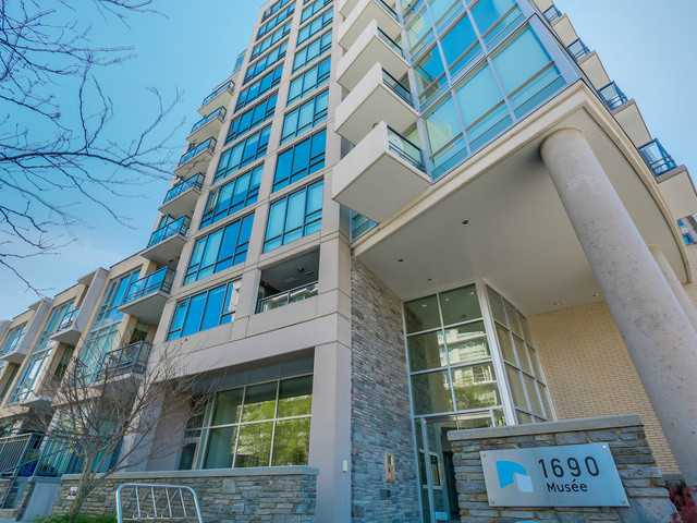 Photo 2: # 303 1690 W 8TH AV in Vancouver: Fairview VW Condo for sale (Vancouver West)  : MLS® # V1115522