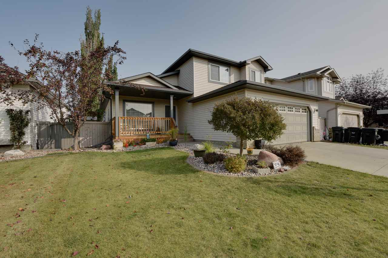 FEATURED LISTING: 74 MEADOWVIEW Point Sherwood Park