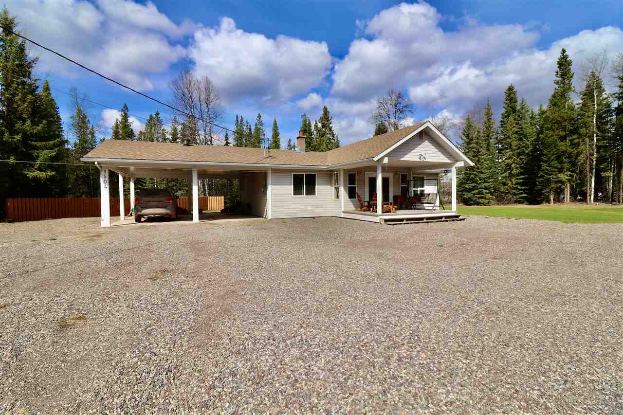 FEATURED LISTING: 1504 AVELING COALMINE Road Smithers