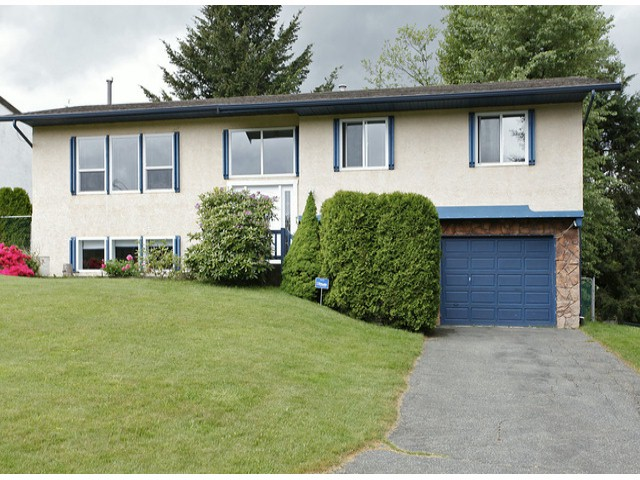 "Main Photo: 8085 BROOM Street in Mission: Mission BC House for sale in ""Hillside"" : MLS®# F1311741"