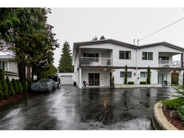 Main Photo: 1765-1769 AUSTIN AVENUE in Coquitlam: Central Coquitlam Home for sale : MLS® # R2035630