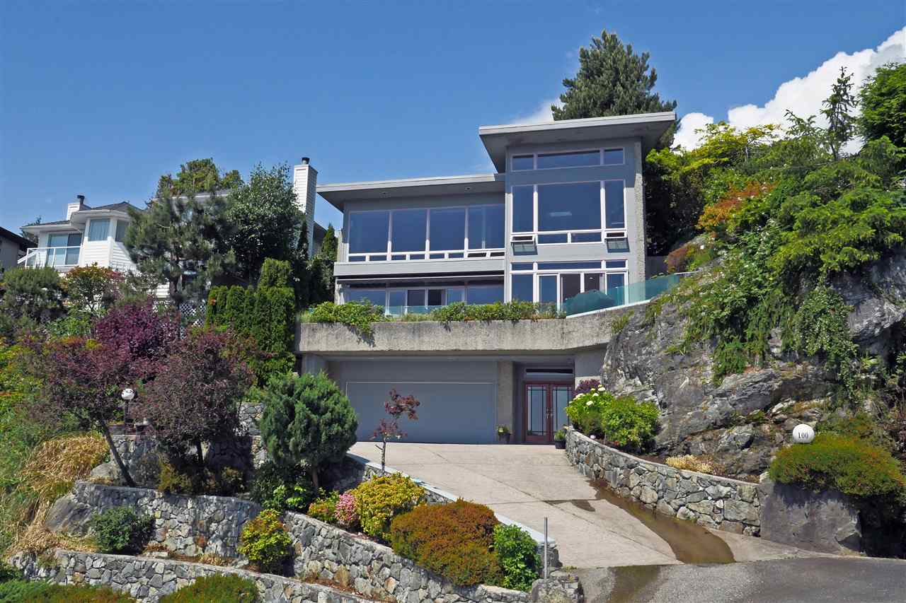 Main Photo: 100 TIDEWATER WAY: Lions Bay House for sale (West Vancouver)  : MLS® # R2077930