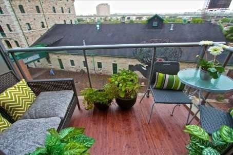Photo 9: 33 Mill St Unit #427 in Toronto: Waterfront Communities C8 Condo for sale (Toronto C08)  : MLS® # C3592166