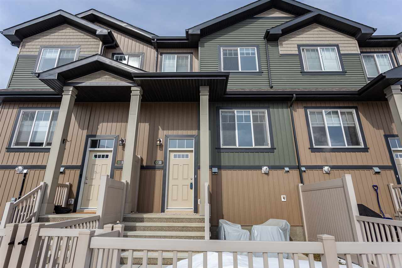 FEATURED LISTING: 10 3305 ORCHARDS Link Edmonton