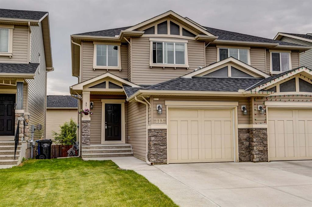 FEATURED LISTING: 113 BRIGHTONCREST Grove Southeast Calgary