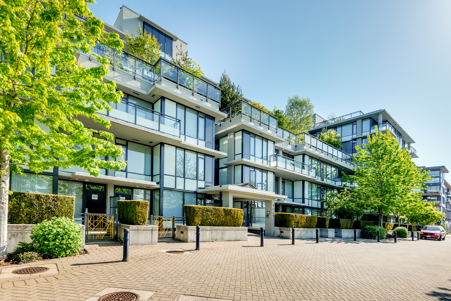 FEATURED LISTING: 512 - 9009 CORNERSTONE Mews Burnaby