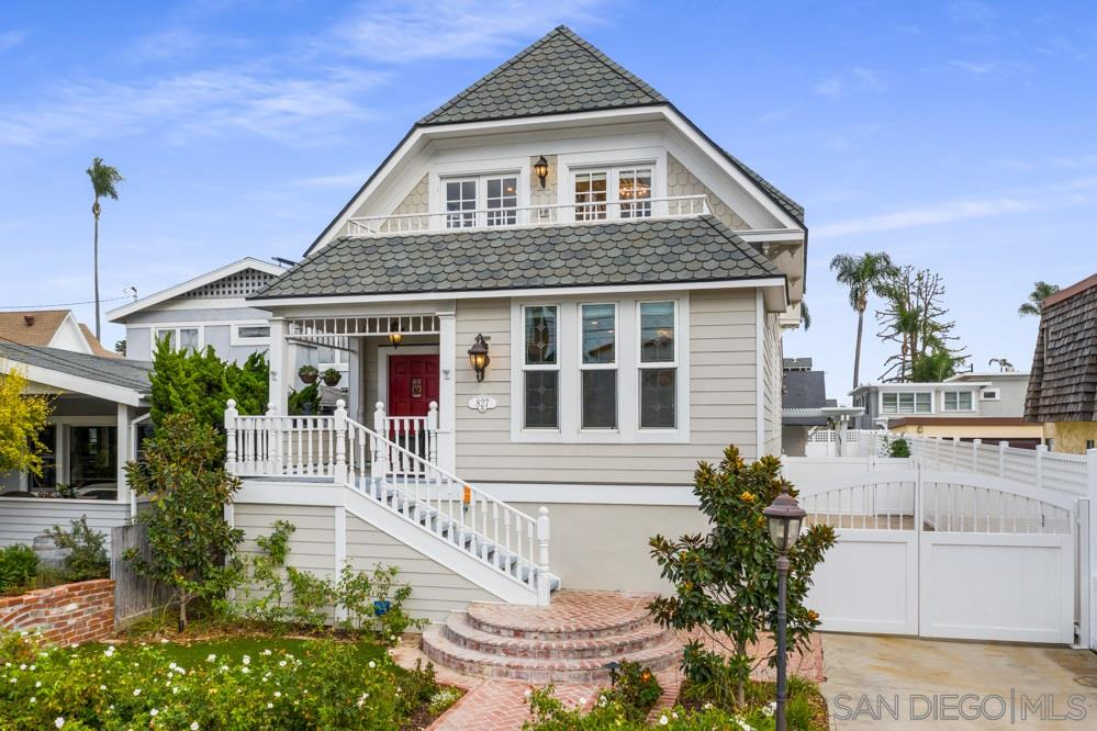 FEATURED LISTING: 827 A Ave Coronado