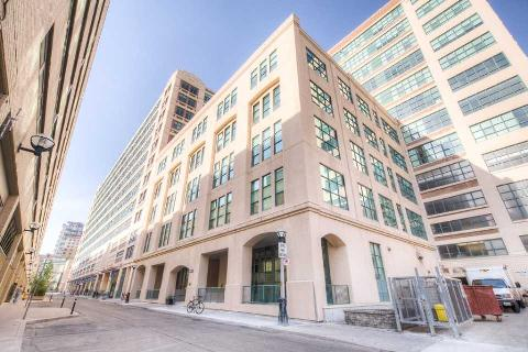 FEATURED LISTING: ph06 155 Dalhousie Street Toronto
