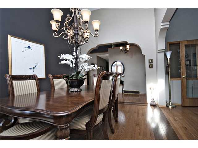 Photo 4: 35 HAWKVILLE Mews NW in CALGARY: Hawkwood Residential Detached Single Family for sale (Calgary)  : MLS® # C3556165