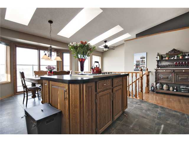 Photo 7: 35 HAWKVILLE Mews NW in CALGARY: Hawkwood Residential Detached Single Family for sale (Calgary)  : MLS® # C3556165