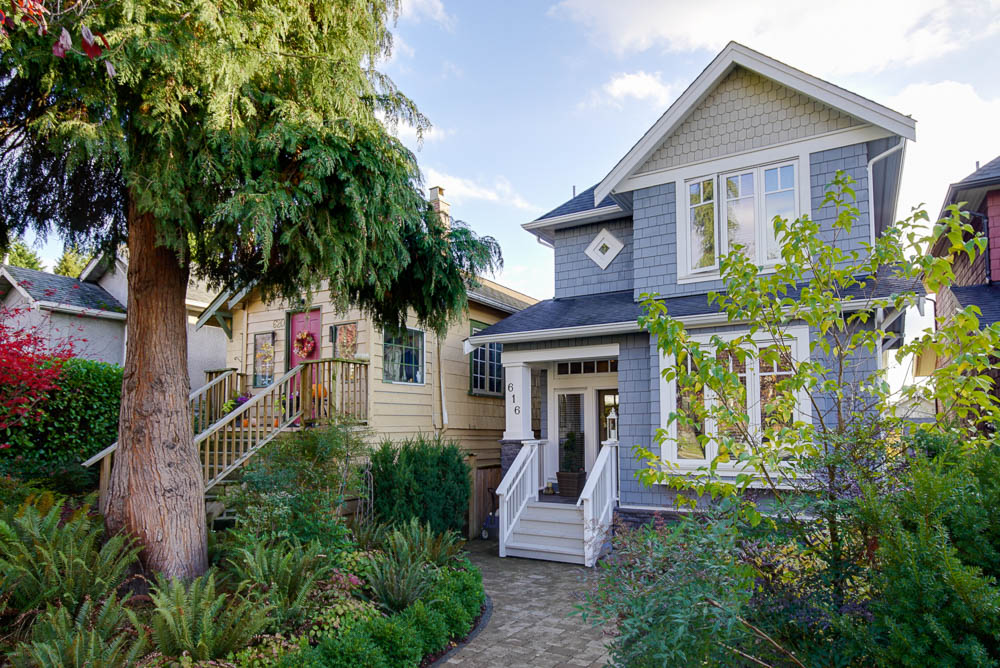 Main Photo: 616 E 23rd Avenue in Vancouver: Fraser VE House for sale (Vancouver East)  : MLS(r) # R2013569